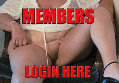 Existing members - login here